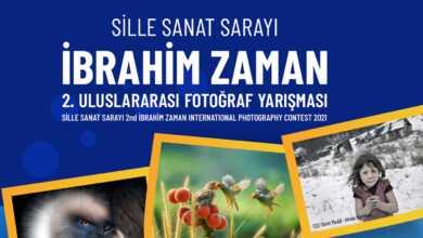 2. Sille Sanat Sarayi Ibrahim Zaman Uluslararasi Fotograf Yarismasi header