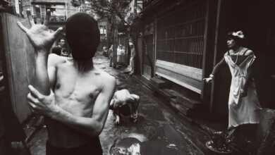 William Klein an American in Post war Japan header